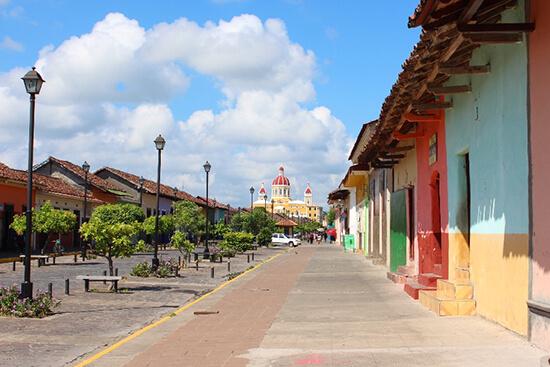 Granada, Nicaragua (image: Claus Gurumeta)