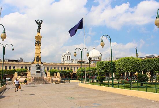 San Salvador, El Salvador (image: Claus Gurumeta)