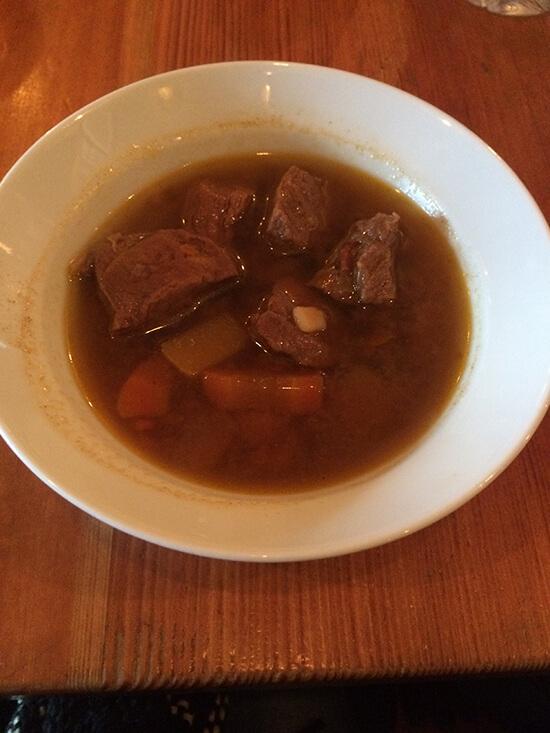 Lamb stew (image: Tessa Watkins)