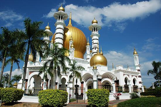 Ubudiah mosque malaysia