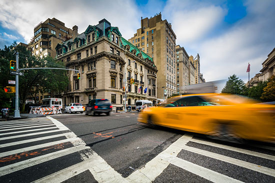 Upper East Side, New York