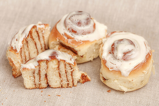 Share a Cinnabon with a Mainer