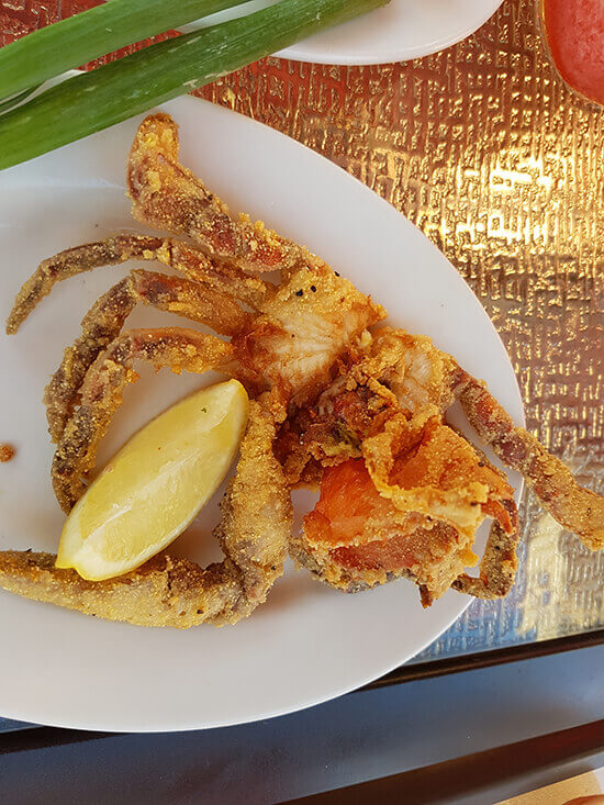 how to eat soft shell crab what do you eat