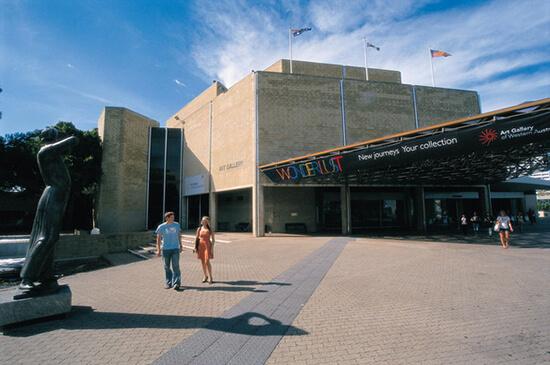 Art Gallery of Western Australia (image: Tourism Western Australia)