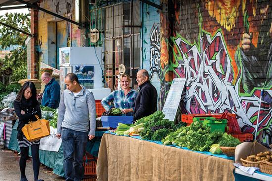 Perth Markets (image: Tourism Western Australia)