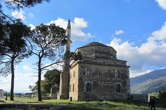 Fethiye Mosque, Ioannina (image: Angela Griffin)