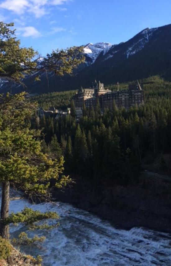 Fairmont Banff Springs (image: Adam Vanstone)