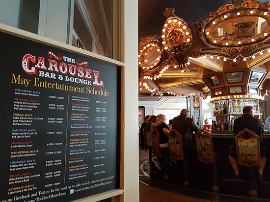 Carousel Bar at the Hotel Monteleone (image: Alexandra Gregg)
