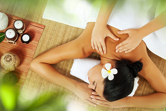 Indulge in a spa treatment in Phuket