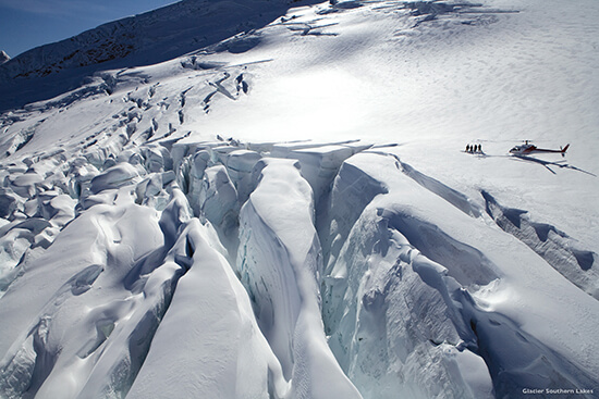(image: Tourism New Zealand/Glacier Southern Lakes Helicopters)