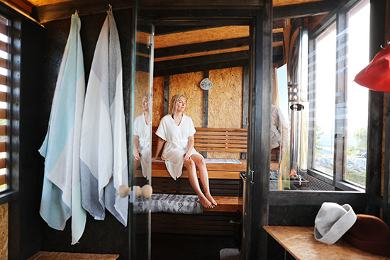 Sauna (image: Visit Finland)