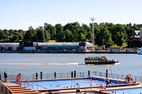 Helsinki Allas seapool