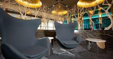 United Club Lounge