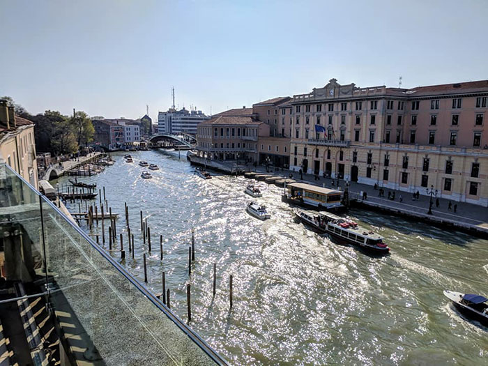 Venice views Irina Ginghina