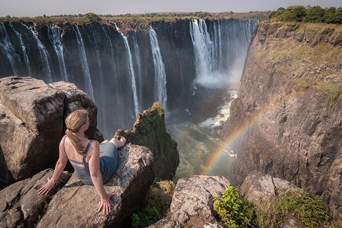 Victoria Falls views