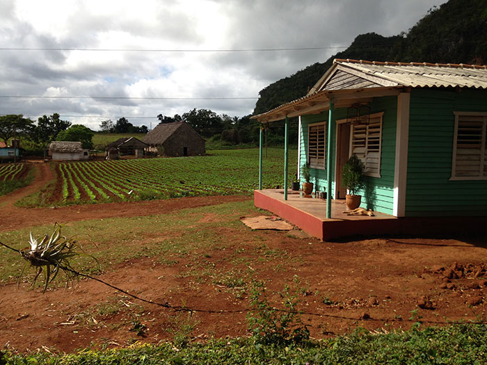 Views of Vinales Countryside, Cuba