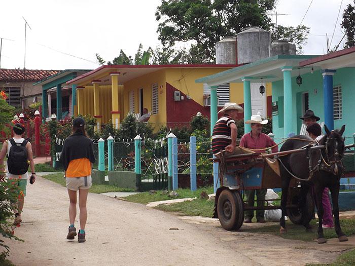 Vinales Village Scenes
