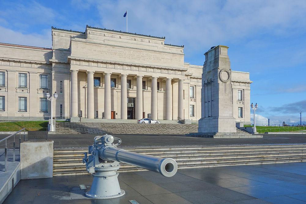 War Memorial Museum Auckland