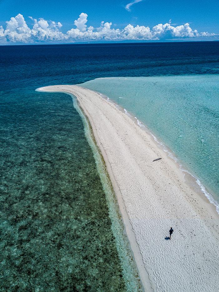 White Island Philippines Richard Collett