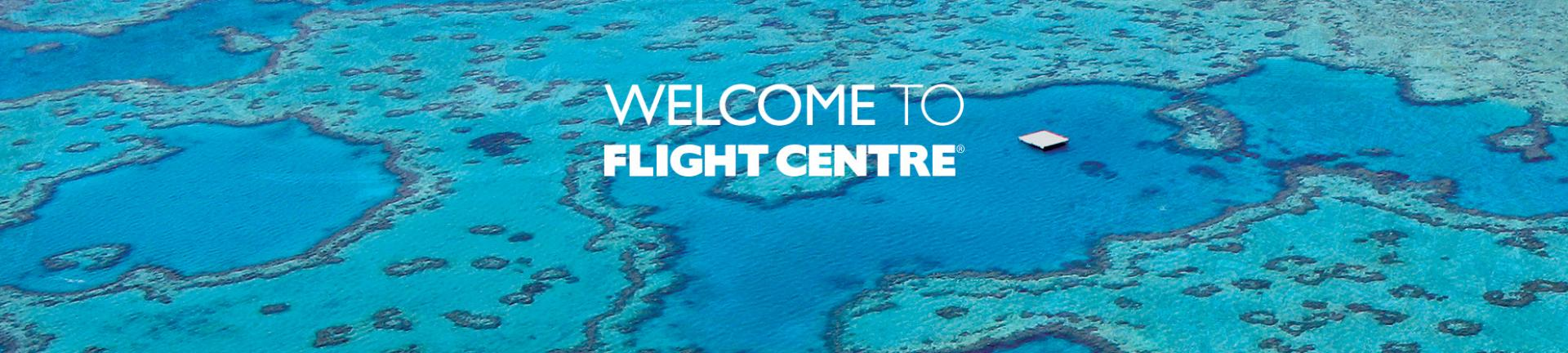 Welcome to Flight Centre
