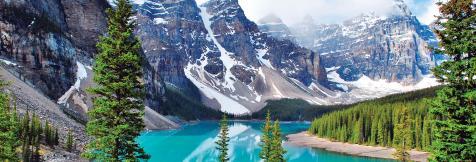 Lake Louise in Alberta, Canada
